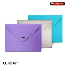 Envelope Style PU Leather Case Cover with Leather Belt+buckle for Apple the New iPad 2 / iPad 3 / iPad 4