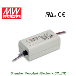 original Meanwell LED Driver APV-16-5 with cUL,CE certificate