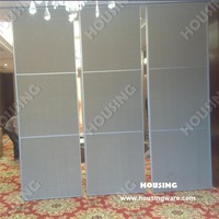 Great complete meeting room/office partition movable