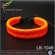 2015 good sale leather bracelet 2011,newest bracelets 2012,2013 colorful woven bracelet