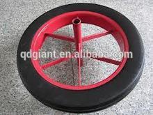 "Wheelbarrow Solid Wheels 13""x3"" 14""x4"" 15""x3"" 16x4"""