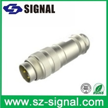 Hot sell: M16 12pin DIN assembly type circle connector