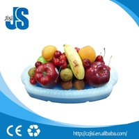2014 New design ice box, 1.2L fruit bowl ice cooling box for food and vegetable preservation, outdoor gel ice box