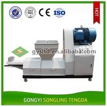 Scrwe type straw/sawdust briquette machine with best price