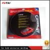 Car Auto Chrome Bumper Strip , car protection molding guard