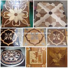 Versailles wooden parquet flooring