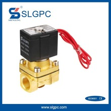 Normally colsed operated directional solenoid valve SLGPC-VX2120-10(3/8)