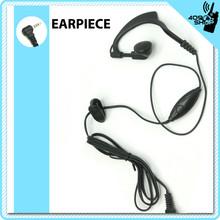 outdoor headset Push to talk walkie talkie NKT-R3 earpiece