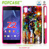 smart mobile phone cover for sony xperia z2 colorful case
