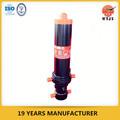 Doble cilindro hidráulico se utiliza, cromado vástago del cilindro hidráulico, de dirección hidráulica de barco