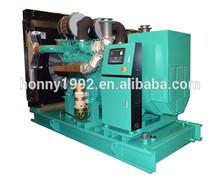 ITALY Meccalte Alternator 500kVA 400kW Diesel Canopy Generator
