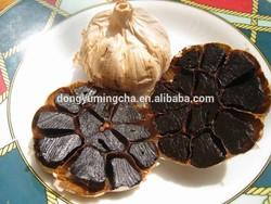 Odorless Aged Black Garlic
