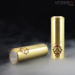 2014 Top selling healthy e-cigarette mod wood el gigante mechanical mod