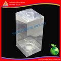 Pequeña caja de embalaje de plástico arma de juguete fabricación