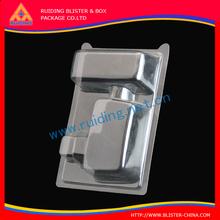 clear display Custom Carton Box with Snap Lock Closure