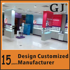 Popular and hot selling mobile phone display for shopping mall design