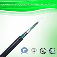 GYTA53 optical fiber stranded loose tube 24 core optical fiber cable