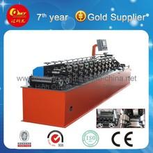 Export qualiy standard ceiling stud machine, light gauge steel stud rolling equipment