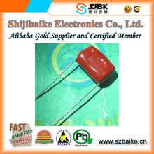 CBB81 682/1600V 6.8NF 15mm Metallized Polypropylene Film Capacitors