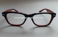 High Quality Fashion Acetate Optical Glasses Frames Wayfarer Optical Frames