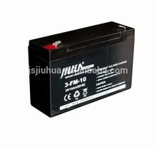 6V 10AH solar battery
