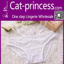 2015 charming white bandage transparent panty girls pics