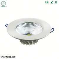 COB led downlight 20w led round recessed downlight led downlight with 60mm cut out