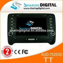 Special Car DVD GPS for TT 2011