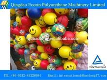 addictive demand pu smilely ball/ pu sress ball / pu foam stress ball