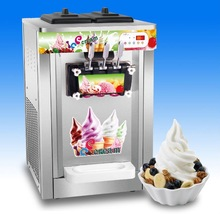 Canton fair hot sell ice cream making machine OEM factory 2012