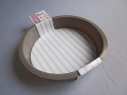 100% Silicone big size cake pans/baking pans/bakeware, round shape/cake tools/cooking tools,FD
