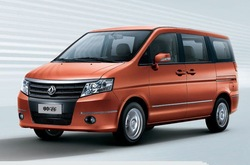 Good quantity Dongfeng 2014 New Design Succe Car,Business vehicle,Van/Mini Bus