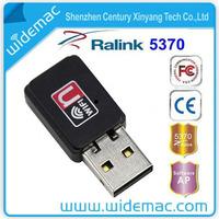 150M MIni USB Wifi Dongle/USB 802.11N Gsky Wireless Adapter/Ralink RT5370 USB Skybox Wifi Freedom