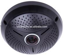 Panoramic 360 Degree Fisheye IP Camera