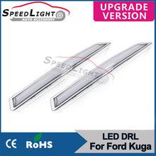 Super Brightness 12V Daytime Running Lights LED For Ford Kuga