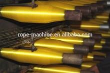 Rope Net Industrial PET flakes to fiber machine/ extruder machine