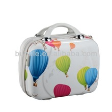 """2014 wholesale fashion woman colorful print cosmetic case PCL004-14"""""""