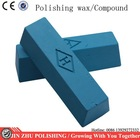 Stainless steel Solid blue polishing compound