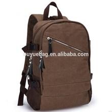 2014 new men canvas backpack shoulder bag large capacity sports travel bag manufacturers wholesale