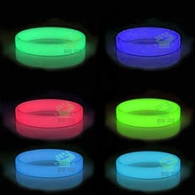 Wholesale Glowing Silicone Hand Bands