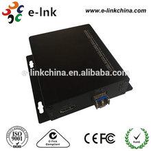 Fiber to HDMI Converters