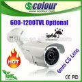 2014 à prova d ' água CCTV câmara bullet, Digital instalação câmera ccd, Suporte P2P