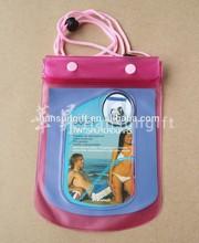 fashion pvc waterproof smartphone case