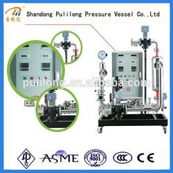 stainless steel shell tube heat exchanger