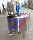 60L batch pasteurizer for milk