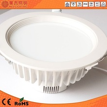 High bright mini recessed ultra thin ceiling light NEW design,White housing driverless 6w led downlight