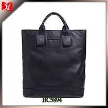 High quality designer genuine leather lady handbag china wholesale custom logo handbag
