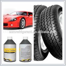 car tyre repair liquid tyre sealant against puncture