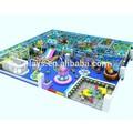 สวนอุปกรณ์ที่ใช้ตัวการ์ตูนเด็กพลาสติกโรงละคร, เกมแบบโต้ตอบกลางแจ้ง
