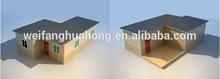 commercial building architectural design render
